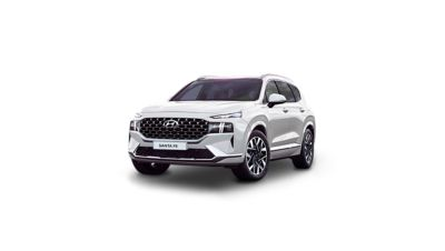 Cutout image of the new Hyundai Santa Fe