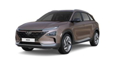 Cutout image of the Hyundai Nexo