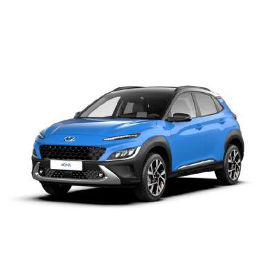 Cutout image of the new Hyundai KONA