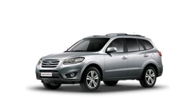 Immagine della seconda generazione del SUV Hyundai Santa Fe