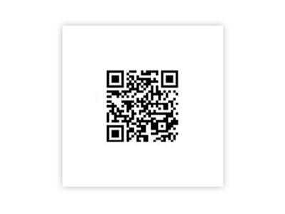Obrázek QR kódu.