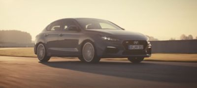 Video of the all-new Hyundai i30 Fastback N.