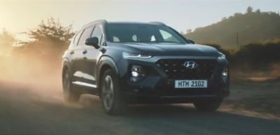 Video of the all-new Santa Fe.