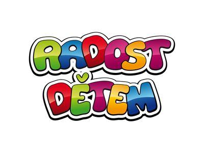 logo Nadace Radost dětem