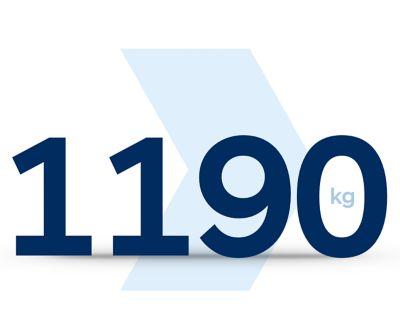 1190 kg icon