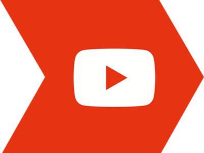 piktogram Youtube