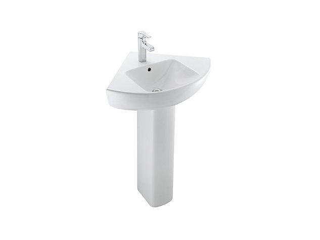 Reach 500mm Corner Washbasin Vanity top Thumbnail