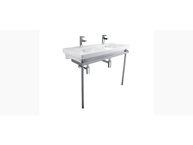 Reach 1200mm Double Washbasin Vanity top