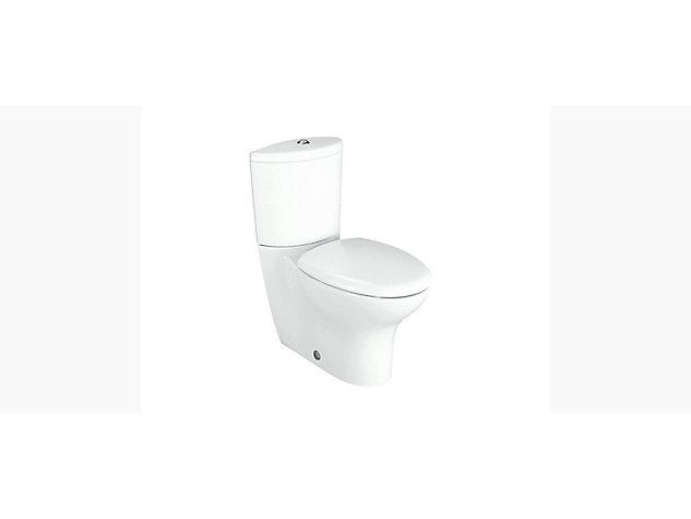 Presqu Ile Close Coupled Toilet Designer Wc Pan Kohler