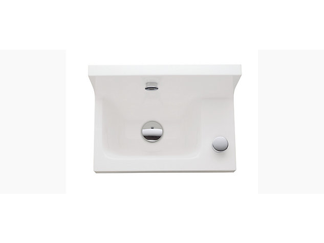 Pop Laminar 400mm Hand wash basin