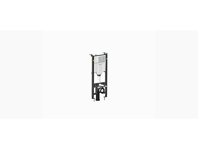 Hydro-Tower 300 wall frame with cistern