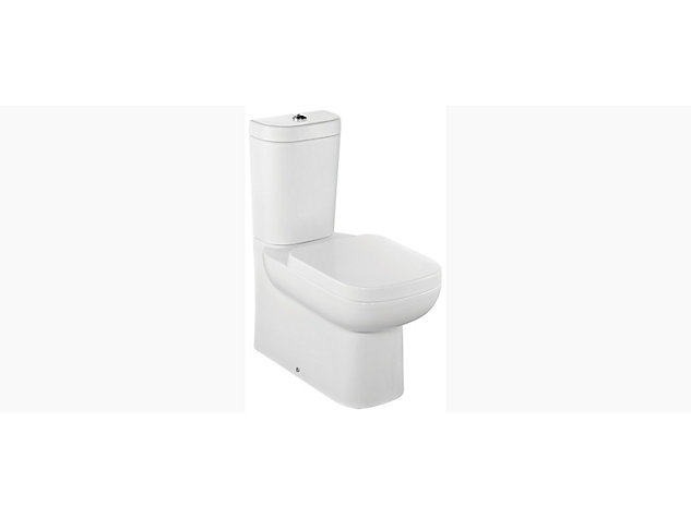 Replay Concealed Close Coupled toilet pan