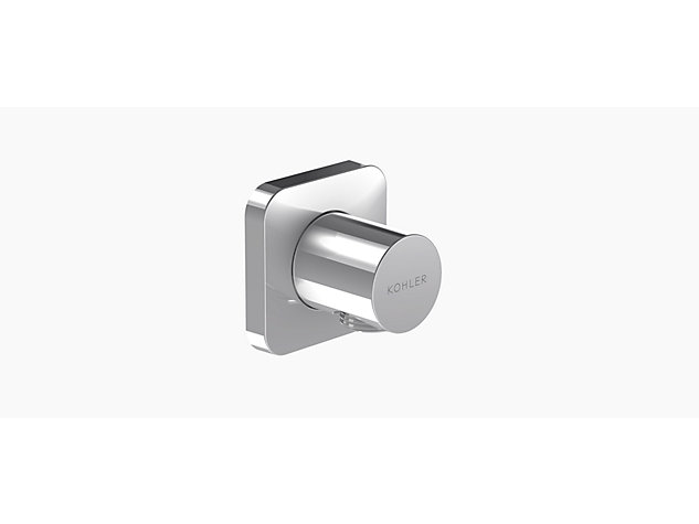 Cross Range Hybrid wall-mount outlet elbow