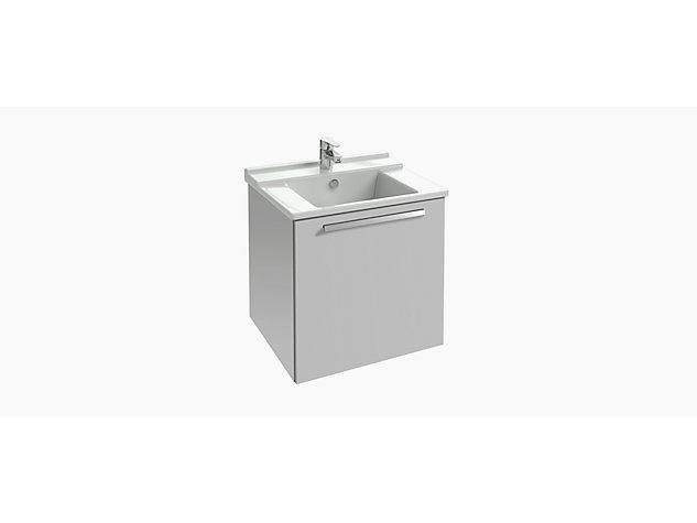 Base unit for 600mm Washbasin Vanity top 1 drawer