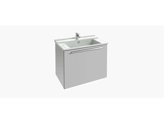 Base unit for 800mm Washbasin Vanity top 1 drawer