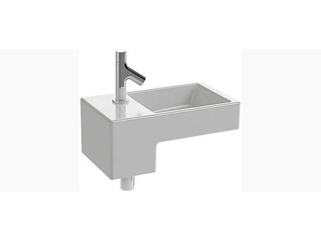 Terrace 490mm hand wash basin