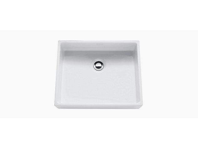 White Enamel Kitchen Sinks Kitchen Sinks Kohler