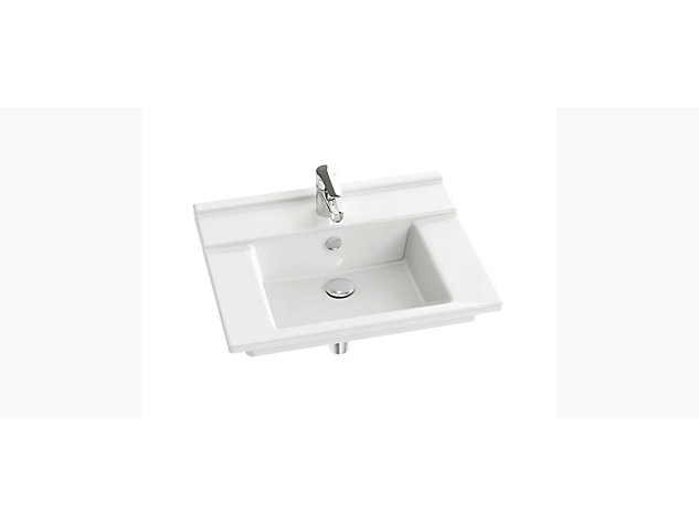 Struktura 600mm Washbasin Vanity top