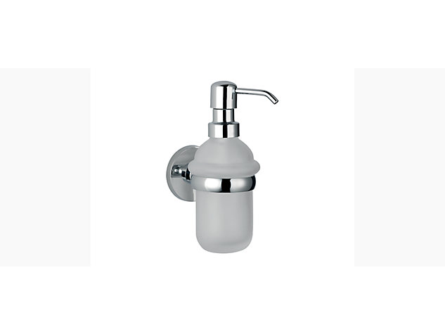 Cross range Soap dispenser