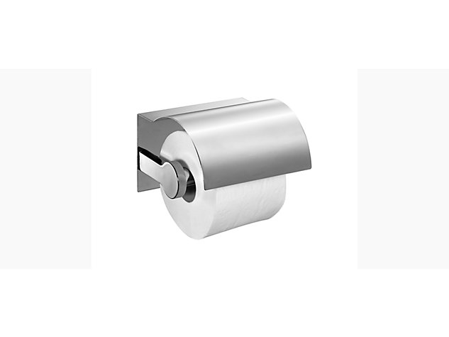 Singulier Toilet roll holder horizontal