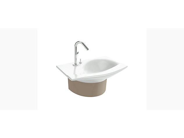 Stillness 600mm Washbasin Vanity top