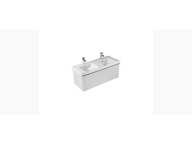 Reach Base unit for 1200mm Washbasin Vanity top 1 drawer