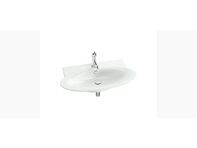 Presquile 800mm Washbasin Vanity top