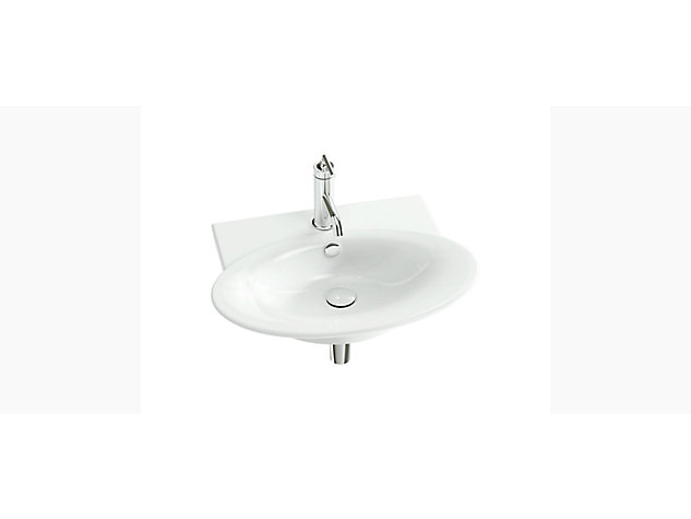 Presquile 600mm Washbasin Vanity top