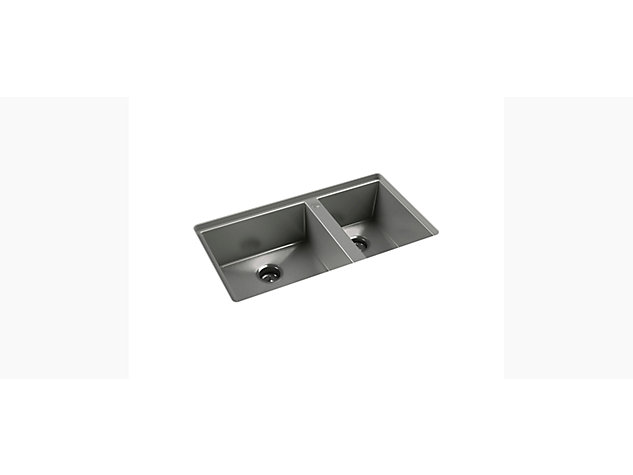 Geog Under-mount 1 Bowl 860mm 1 tap hole