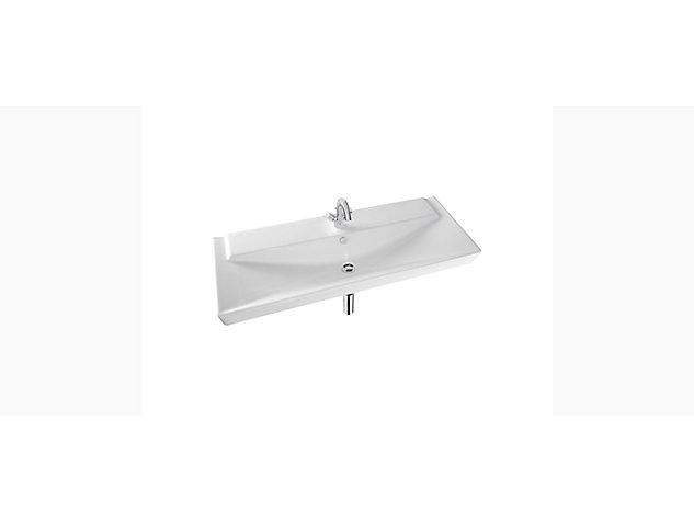 Reve 1200mm Washbasin Vanity top 1 tap hole