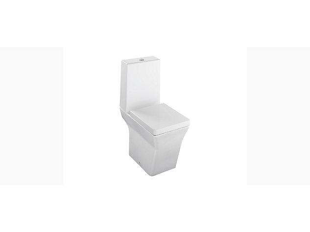 Reve Comfort Height Close Coupled toilet pan