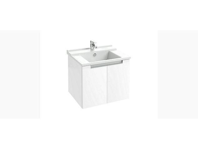 Struktura Base unit for 600mm Washbasin Vanity top 2 door