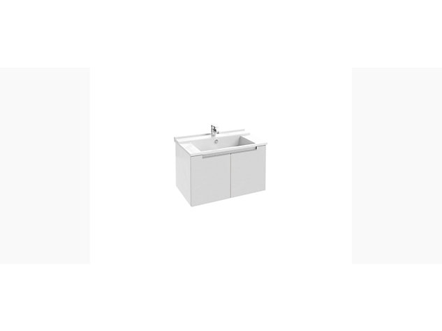 Struktura Base unit for 800mm Washbasin Vanity top 2 door