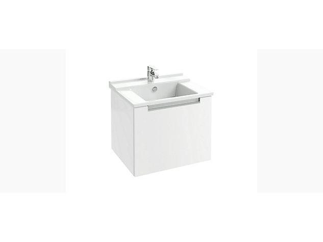 Struktura Base unit for 600mm Washbasin Vanity top 1 drawer