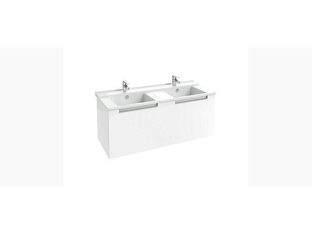 Base unit for 1200 mm Washbasin Vanity top 1 drawer