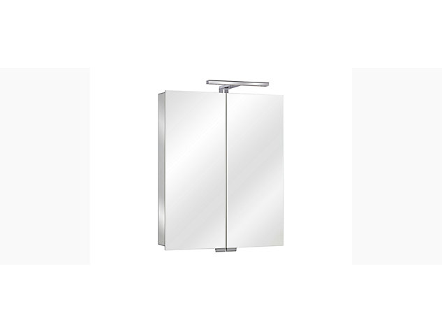Moonlight 600mm mirrored cabinet