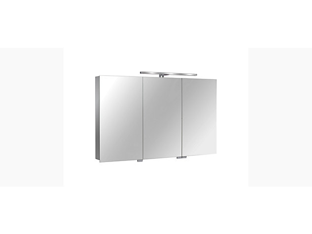 Moonlight 200mm mirrored cabinet