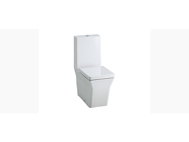 Reve Concealed Comfort Height Close Coupled toilet pan