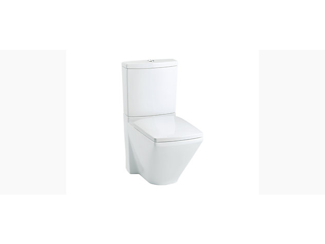 Escale Close Coupled Toilet pan