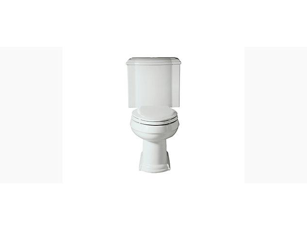 Devonshire and Tresham Close Coupled toilet pan
