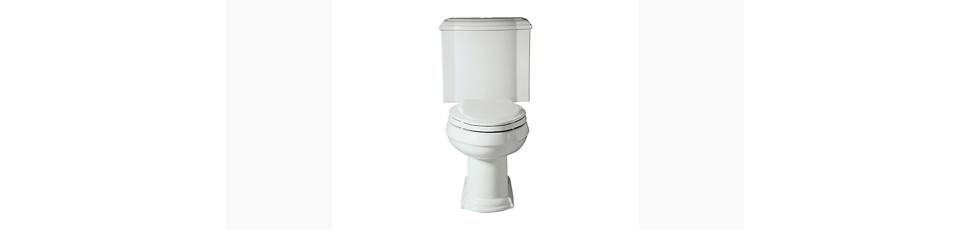 Devonshire & Tresham Close Coupled Toilet Pan