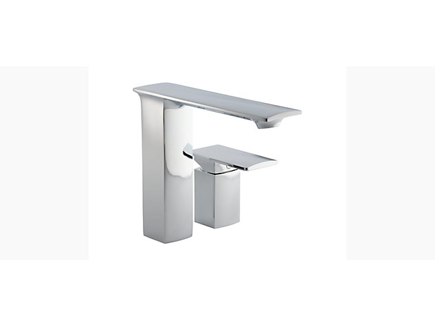 Stance 2-hole single-lever deck-mount bath filler
