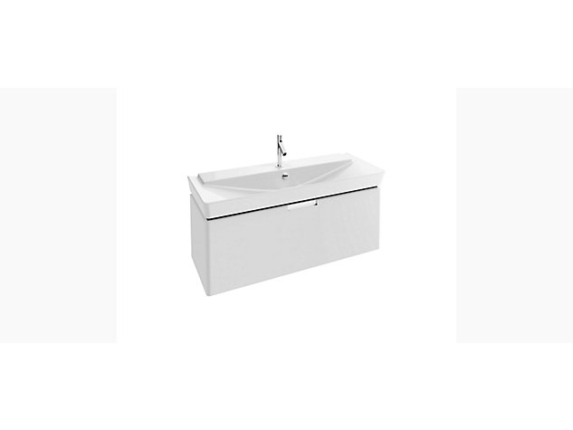 Reve Base unit for 1200mm Washbasin Vanity top 1 drawer