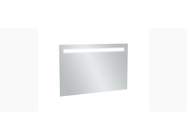 Cross range mirrors 1000mm Backlit mirror without clock
