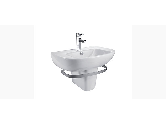 Reach 600mm Compact Washbasin