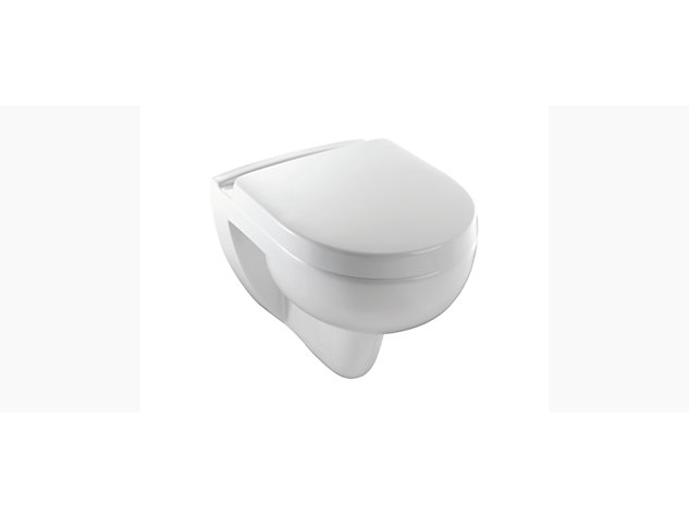 Reach Compact Wall Hung toilet pan