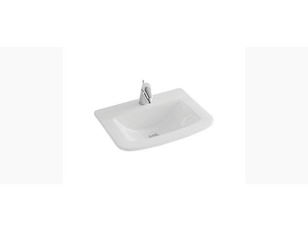 Panache 560mm Inset Vanity basin