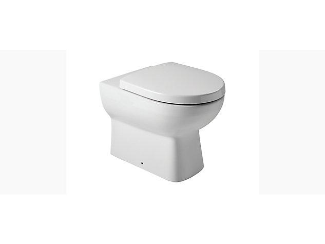 Panache Back-to-wall vario toilet pan