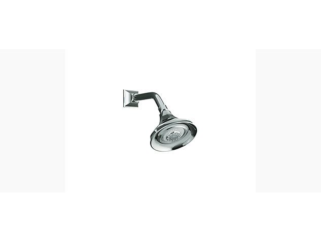 Memoirs Multifunction shower head and arm