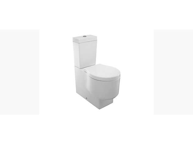 Cistern dual flush 3 6L for Viragio